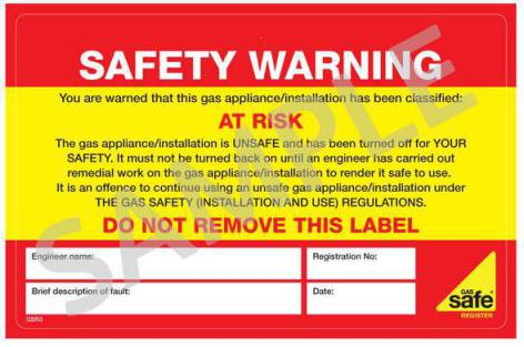 Landlord Gas Safety Certificate Glasgow